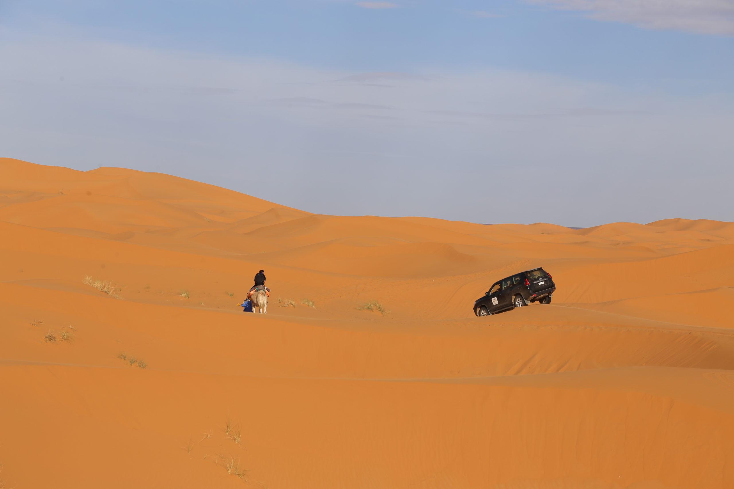 Raids 4x4 Maroc